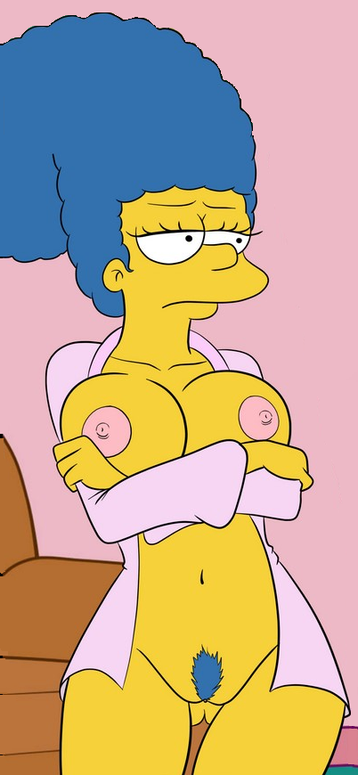 big with Marge boobw simpson