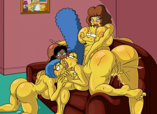 Simpsons haveing sex pictures charming question