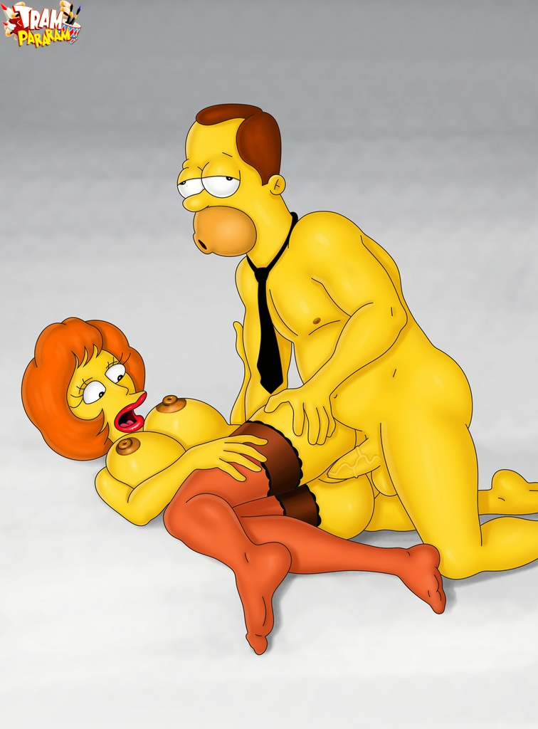 Footjob marge simpson porn pity, that