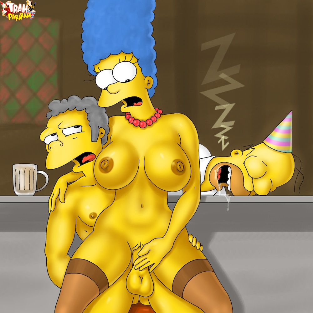 Simpsons Pirn