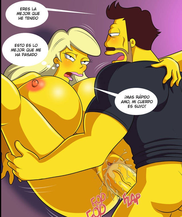 marge simpson fucked missionary style simpsons porn
