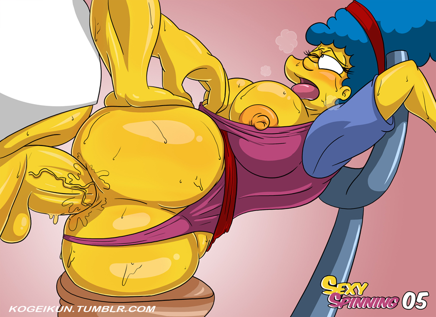 tits big ass simpson big marge