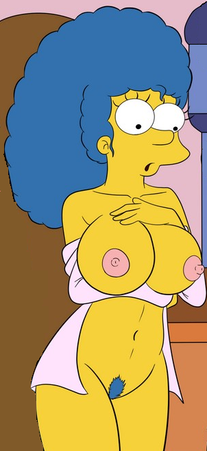 marge big boobs porn
