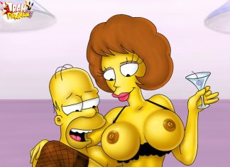 Porn simpsons Watch free