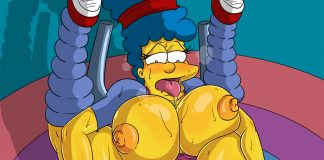 Marge Anal Sex
