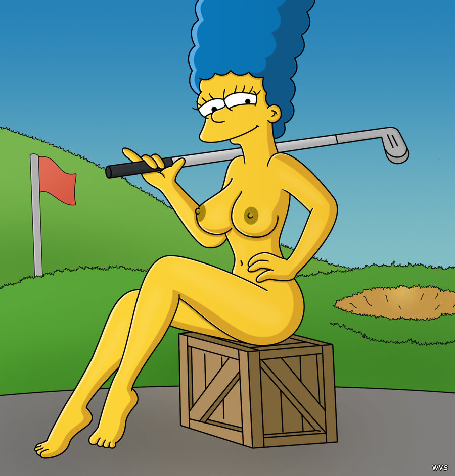 Nude pictures of marge simpson, fuck feet movie