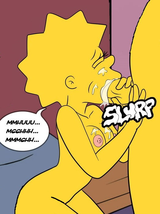 Marge Simpson Sex Blowjob — foto 9