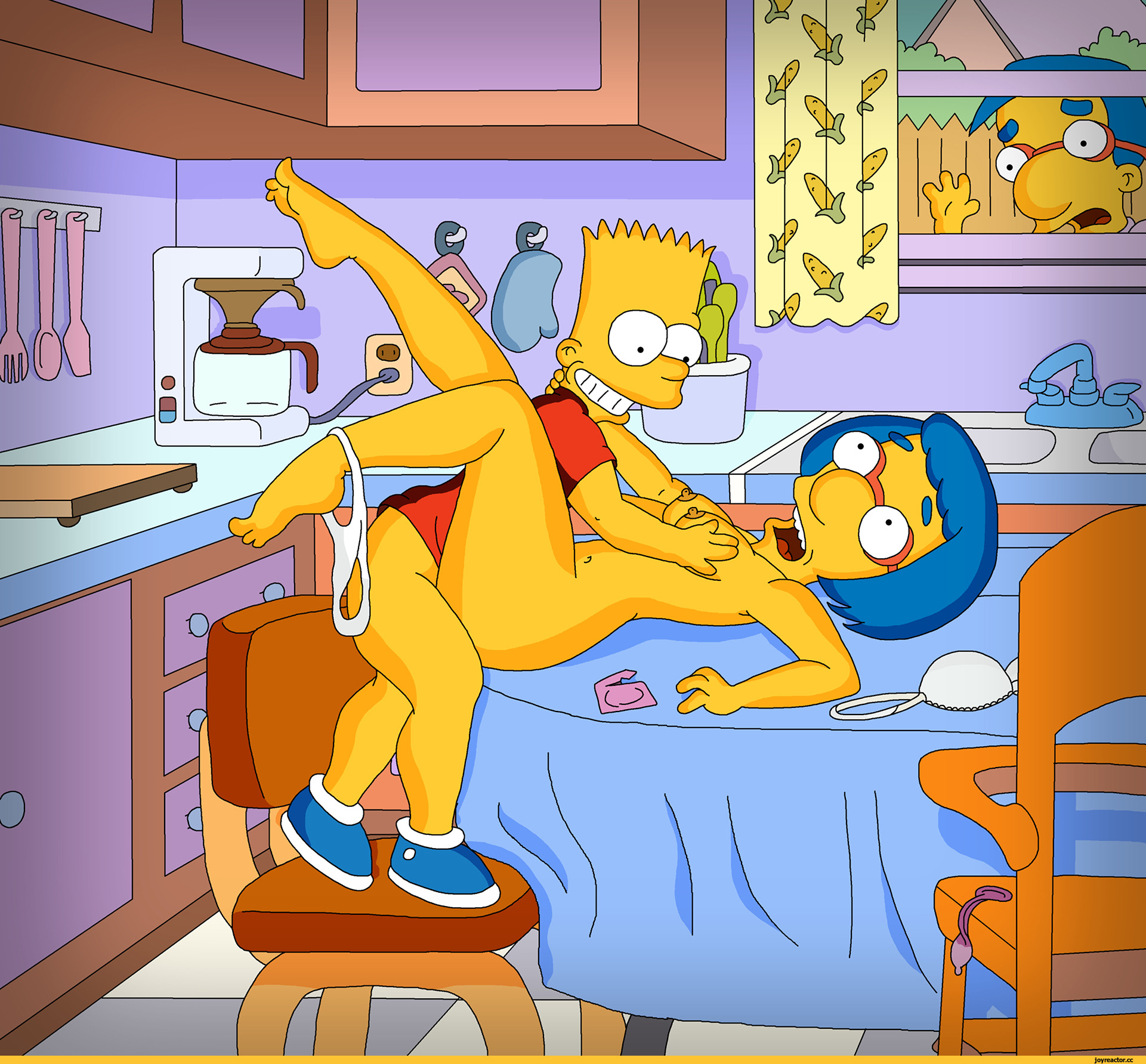 True porn the simpson