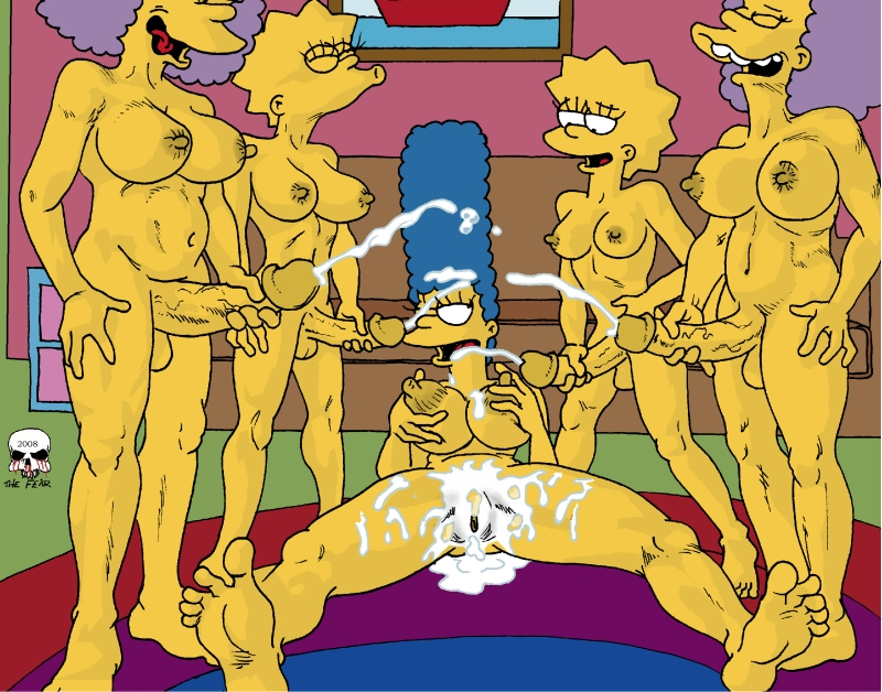 Simpson futanari lisa